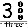 Comes in threes?